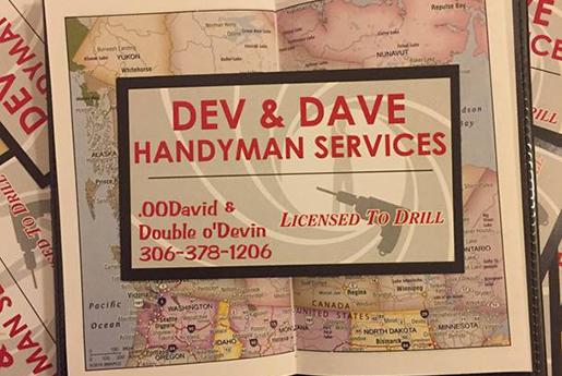dev and dave handyman services