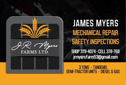 JR Myers Farms Ltd.