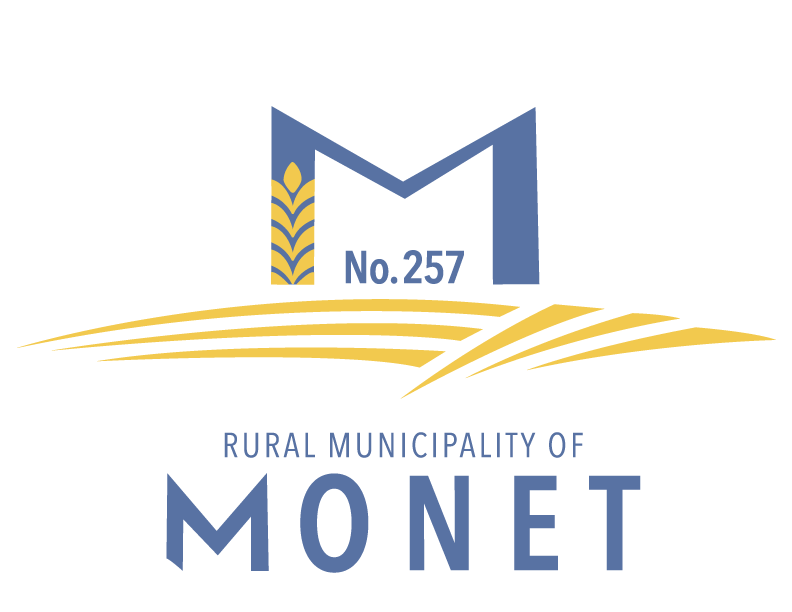 Rural Municipality of Monet logo